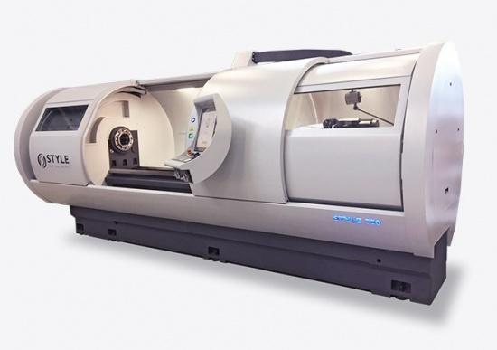 CNC soustruh STYLE 750x2900