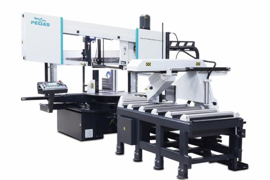 CNC pásová pila PEGAS GONDA 500x750