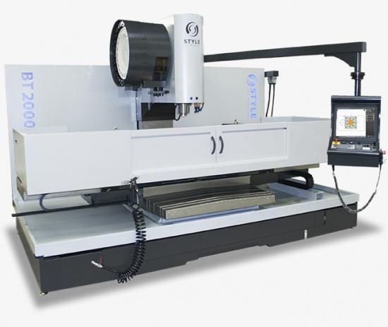 CNC Frézka BT 2000, 1500