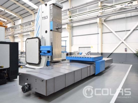 CNC horizontální vyvrtávačka JUARISTI