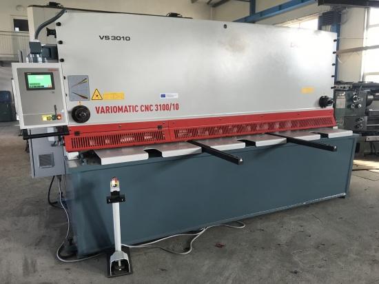 CNC tabulové nůžky 3100/10